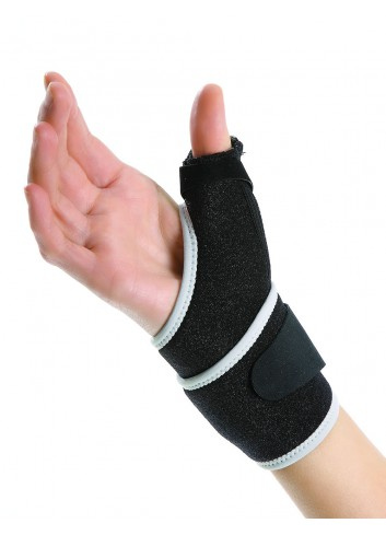 PK03 - Wrist brace with thumb hold