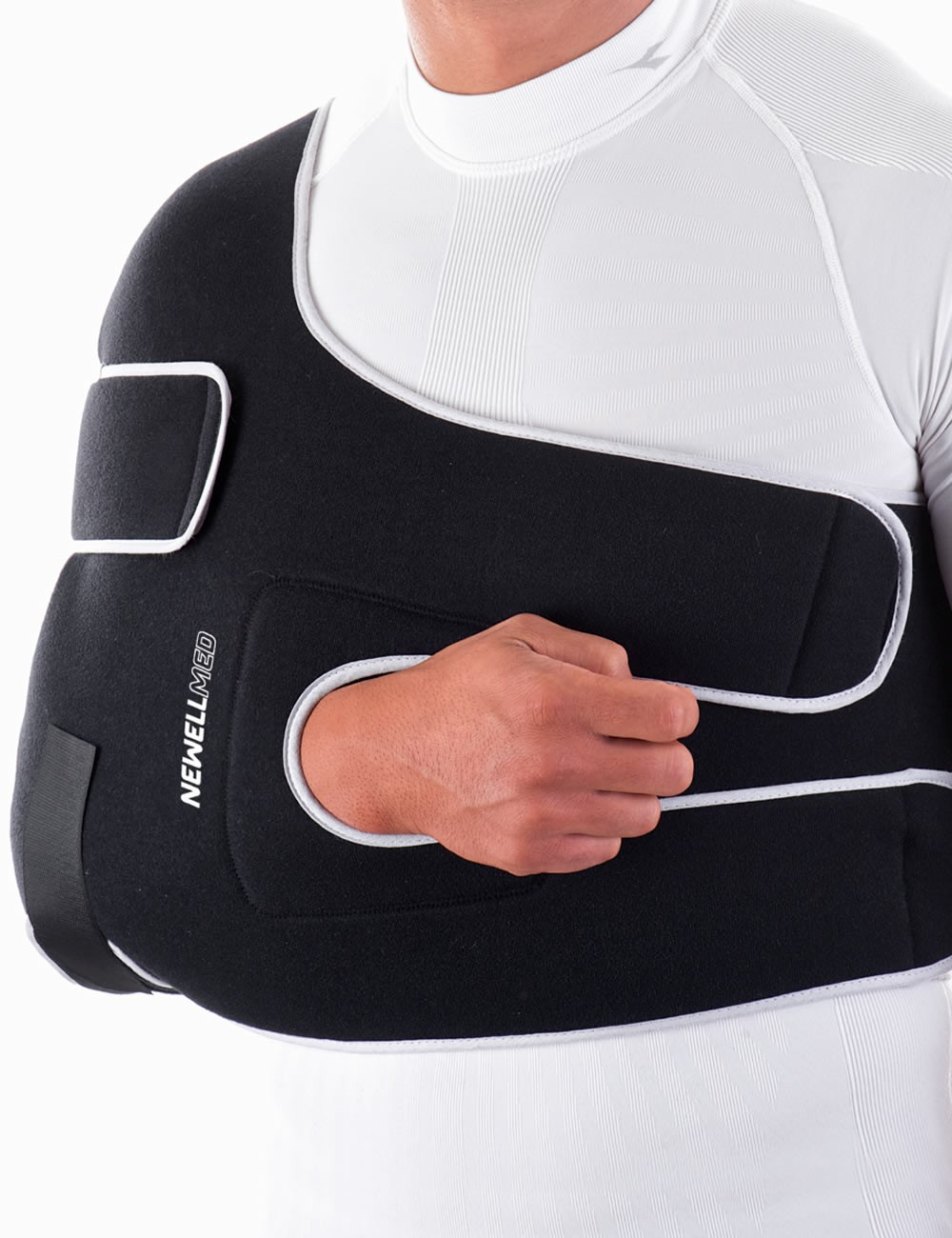 SK404 - Immobilizing arm-shoulder support Top