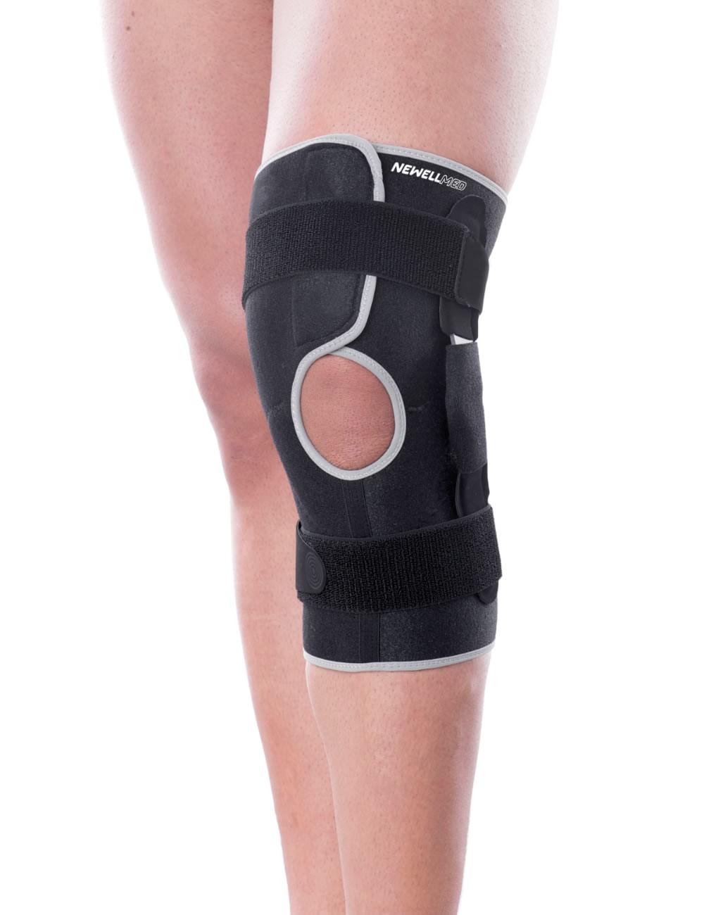 PK35 -Knee brace opened at the thigh