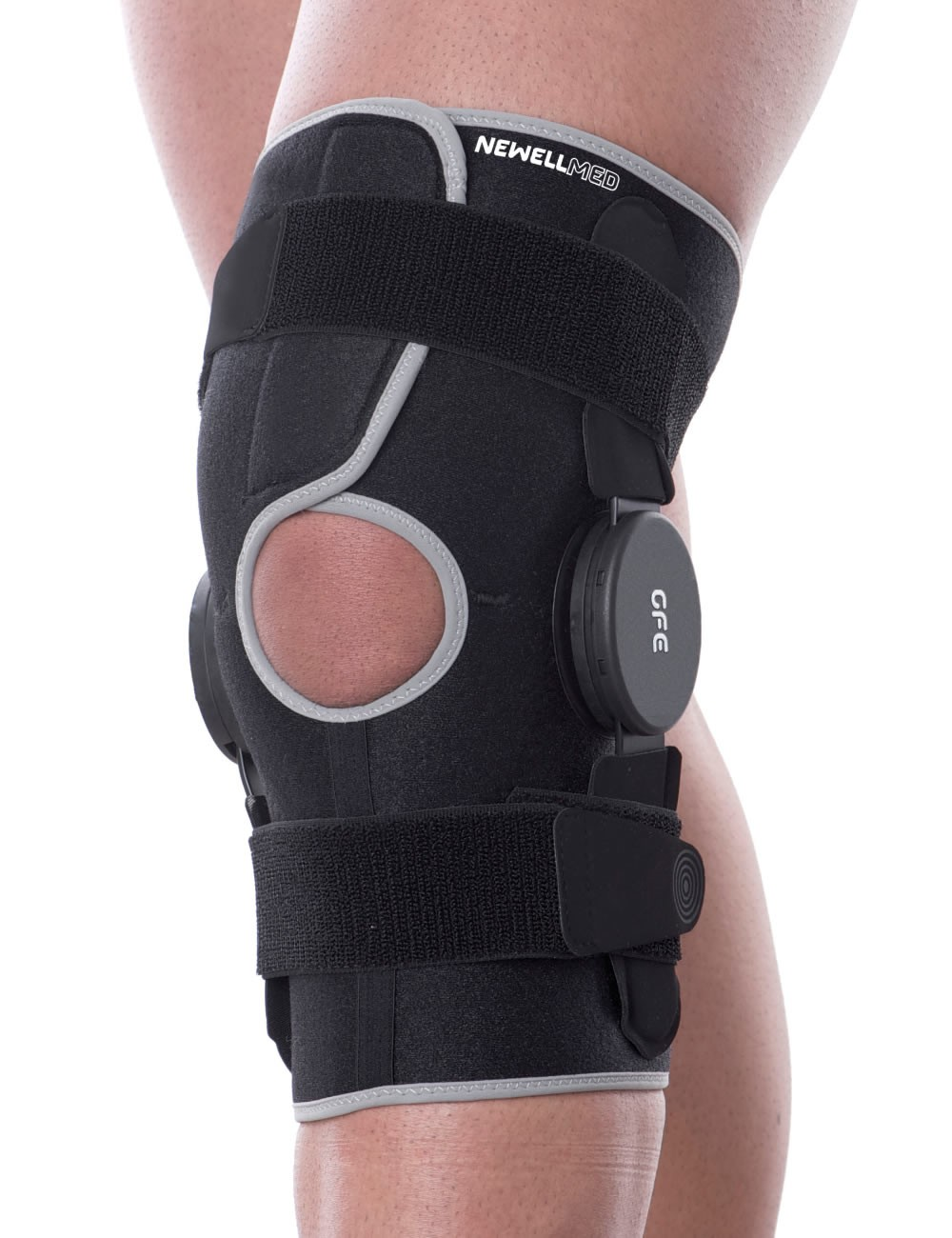PK43 - Knee brace opened at the thigh